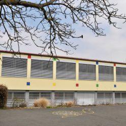 Schule Sommerach Fassade
